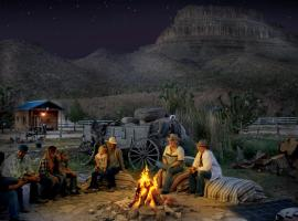 Grand Canyon Western Ranch, vacation rental in Meadview