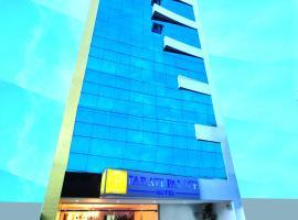 Parati Palace Hotel, hotel em Santo Antônio de Jesus