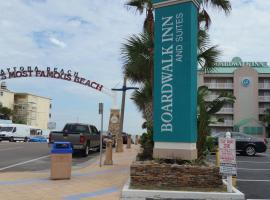 Boardwalk Inn and Suites, hotel in Daytona Beach