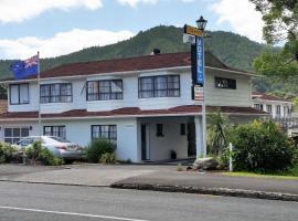 Stonehaven Motel, motel in Whangarei