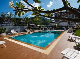 Platinum Hotel and Apartments, hotel in Patong Beach