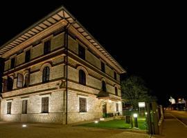 Villa Raffaello Park Hotel, отель в Ассизи