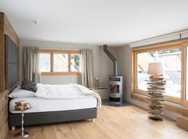 Hotel Edelweiss, hotel en Davos