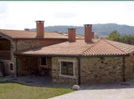 Casa do Cura, hotel in Beigondo