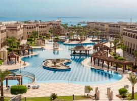 Kūrorts Sentido Mamlouk Palace Resort Hurgadā