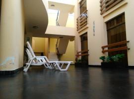 Hotel Iguana Inn, hotel en Malabrigo