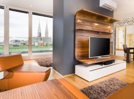 Abieshomes Serviced Apartments - Votivpark, apartman u Beču
