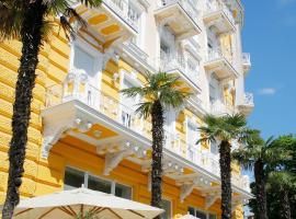 Hotel Bristol by OHM Group, hotel a Opatija