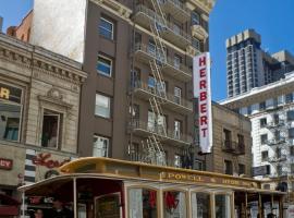 Herbert Hotel, hotel near Moscone Center, San Francisco
