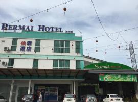 Permai Hotel, hotel in Sibu
