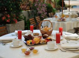 Hotel Corallo, отель в Диано-Марина