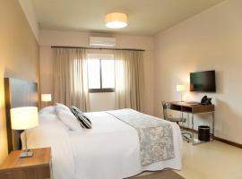 Casa Campus Pilar Suites, hotel en Pilar