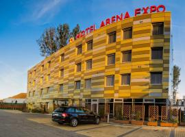 Hotel Arena Expo, hotel in Gdańsk
