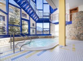 Hotel Europa St. Moritz, hotel in St. Moritz