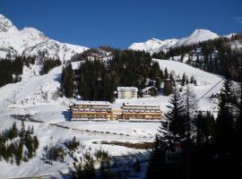 Ferienwohnung Blaschek, hotel in Sonnenalpe Nassfeld