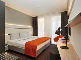 Hyperion Hotel Hamburg, hotel ad Amburgo