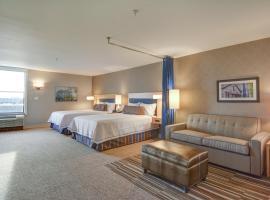 Home2 Suites by Hilton Irving/DFW Airport North, hotel cerca de Aeropuerto internacional de Dallas-Fort Worth - DFW,