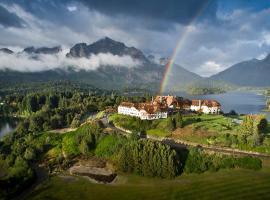 Llao Llao Resort, Golf-Spa, hotel en San Carlos de Bariloche