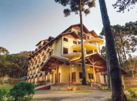 Hotel Guanxi, hotel em Monte Verde