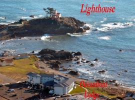 Oceanfront Lodge, lodge in Crescent City
