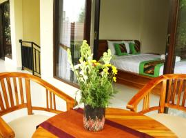 Pondok Bambu Homestay, resort village in Ubud