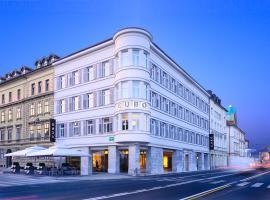 Hotel Cubo, hotel in Ljubljana