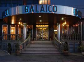 Hotel Galaico, hotel in Collado-Villalba