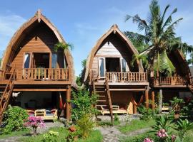 Mango Dive & Bungalow, hotel in Gili Trawangan