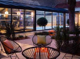Oceania Le Jura Dijon, hotel in Dijon