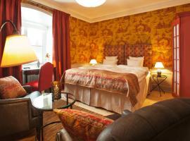 Rosersbergs Slottshotell, hotel in zona Aeroporto di Stoccolma-Arlanda - ARN, Rosersberg