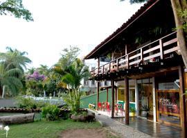 Da Orla Pampulha Hostel, hostel em Belo Horizonte