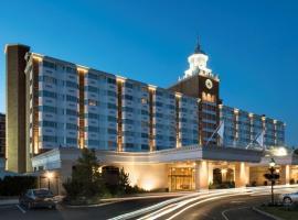 Garden City Hotel, hotel with pools in Garden City