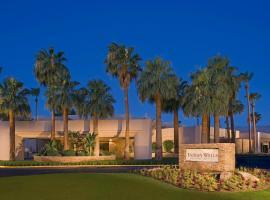 Indian Wells Resort Hotel, golf hotel in Indian Wells