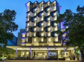 Holiday Inn Express Jakarta Wahid Hasyim, an IHG hotel, hotel near Grand Indonesia, Jakarta