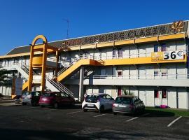 Premiere Classe Bordeaux Eysines, hôtel à Eysines
