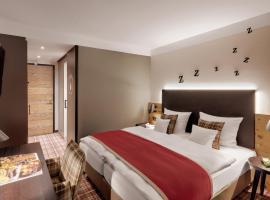 Hotel Traumschmiede, hotel in Unterneukirchen