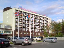 69 Parallel - 1 housing, hotel in Murmansk