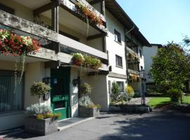 Hotel Einhorn, hotel in Bludenz