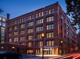 Residence Inn by Marriott Boston Downtown Seaport, boutique hotel in Boston