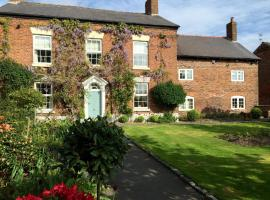 Foxley Brow House, hotel near Arley Hall, Northwich