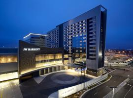 JW Marriott Minneapolis Mall of America, romantic hotel in Bloomington