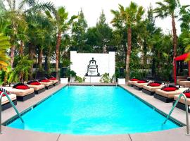 The Artisan Boutique Hotel - Adult Only, hotel near Stratosphere Tower, Las Vegas