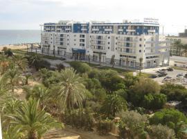 Le Monaco Hôtel & Thalasso, отель в Сусе