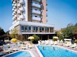 Alexandra Plaza Hotel, hotel in Riccione