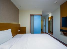7Days Premium Tangshan Xinhua Road, hotel in Tangshan