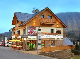 Hotel Friuli – hotel w mieście Harrachov