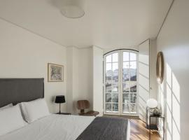 Lisbon Serviced Apartments - Baixa Castelo, hotel in Lisbon