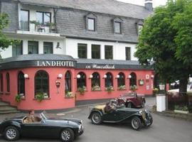 Landhotel am Wenzelbach, Hotel in Prüm