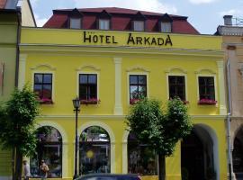 Hotel Arkada, hotel in Levoča