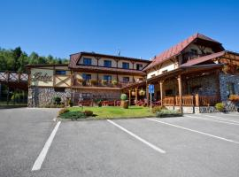 Hotel Gobor, hotel v destinaci Vitanová